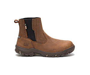 Abbey Steel Toe CSA Work Boot, Butterscotch, dynamic