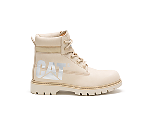Lyric Bold Boot, Beige, dynamic
