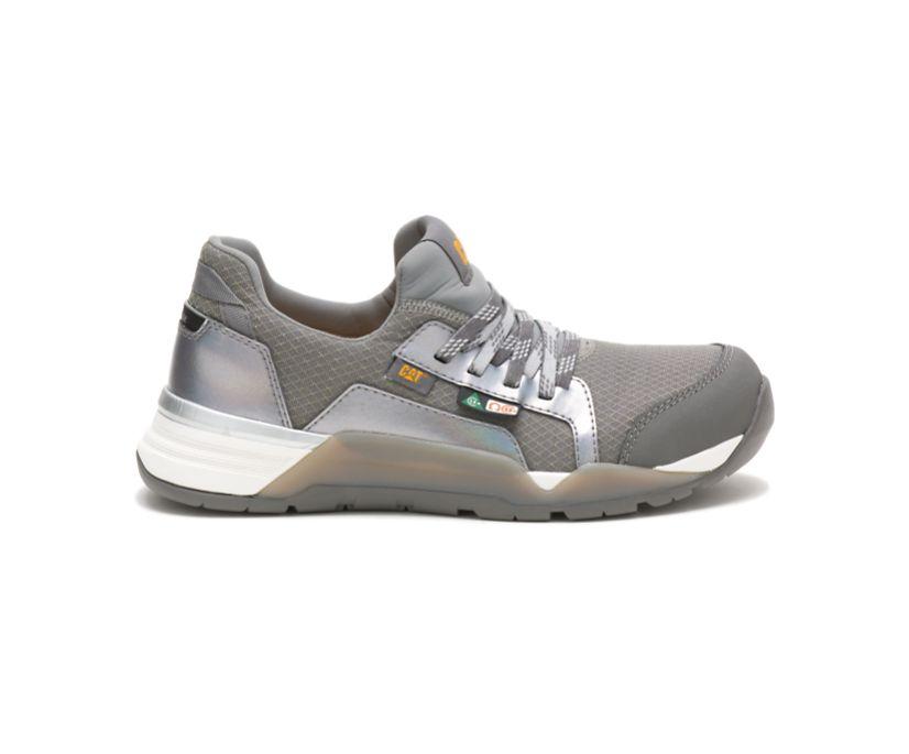 Sprint Textile Alloy Toe CSA Work Shoe, Medium Charcoal, dynamic