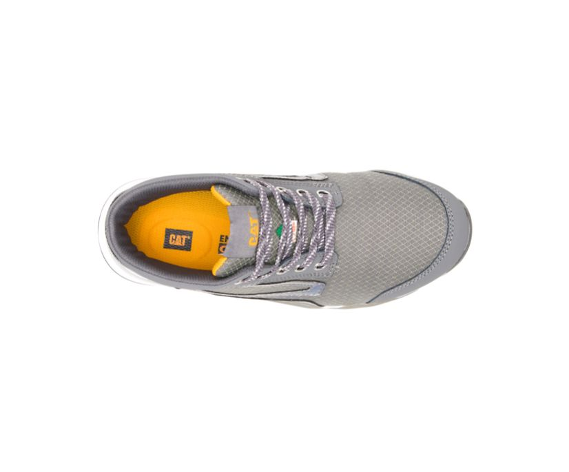 Sprint Mid Alloy Toe CSA Work Shoe, Medium Charcoal, dynamic