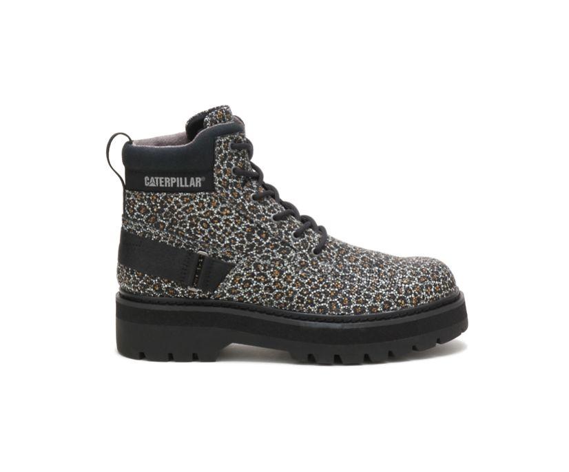 Rune Boot, Black Leopard, dynamic