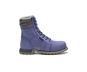 Echo Waterproof Steel Toe Work Boot, Marlin, dynamic
