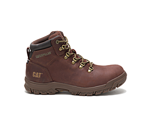 Mae Steel Toe Waterproof Work Boot, Cocoa, dynamic
