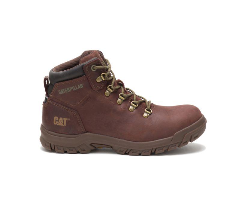 Mae Steel Toe Waterproof Work Boot, Cocoa, dynamic