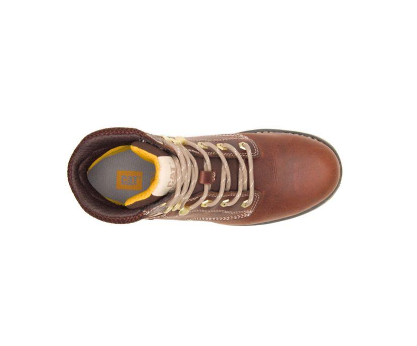 "Paisley 6"" Steel Toe Work Boot, Tawny, dynamic"