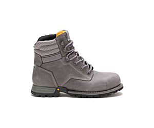 "Paisley 6"" Steel Toe Work Boot, Dolphin, dynamic"