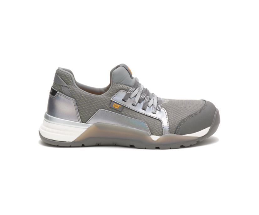 Sprint Textile Alloy Toe Work Shoe, Medium Charcoal, dynamic
