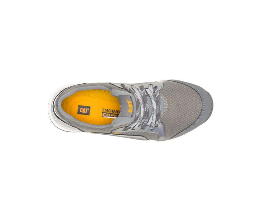Sprint Textile Alloy Toe Work Shoe, Medium Charcoal, dynamic