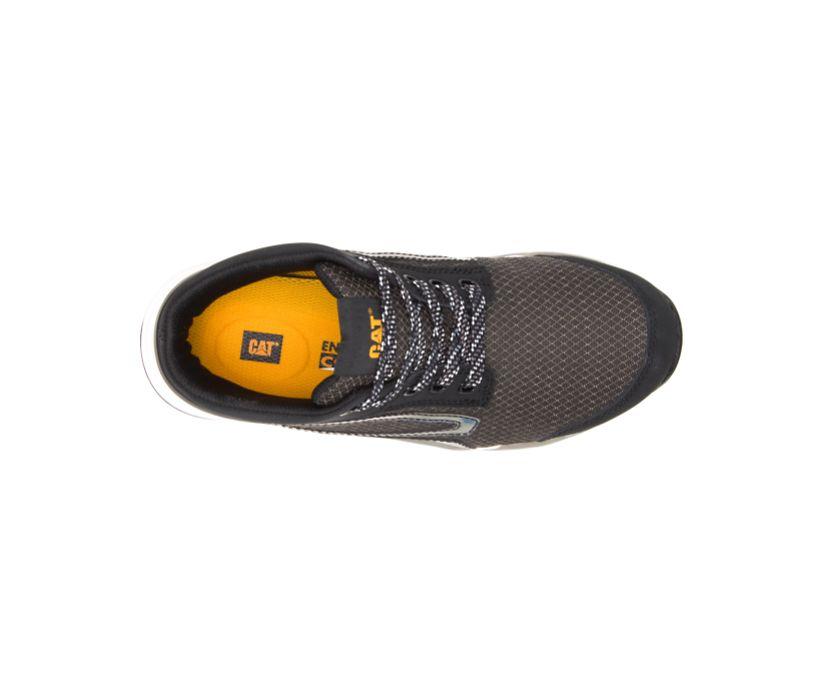 Sprint Mid Alloy Toe Work Shoe, Black, dynamic