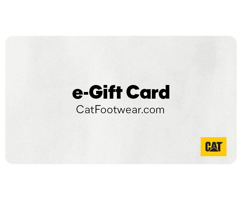 Caterpillar Gift Card, e-gift card, dynamic