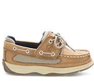 Lanyard Boat Shoe, Dark Tan, dynamic