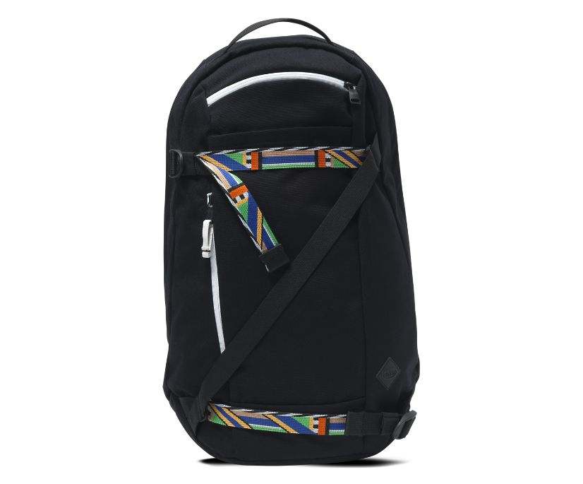 Radlands Day Pack, Raz Black, dynamic