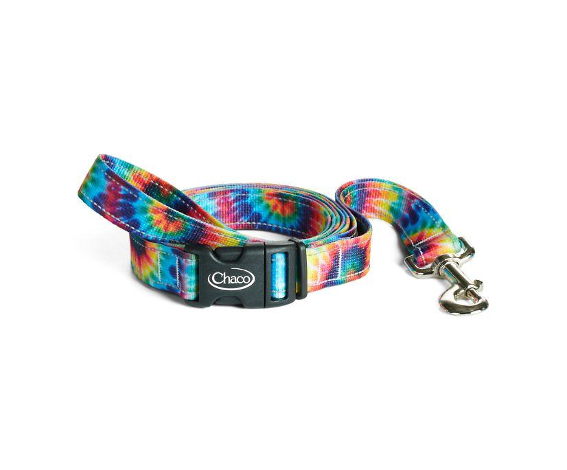 Dog Leashes, Dark Tie Dye, dynamic
