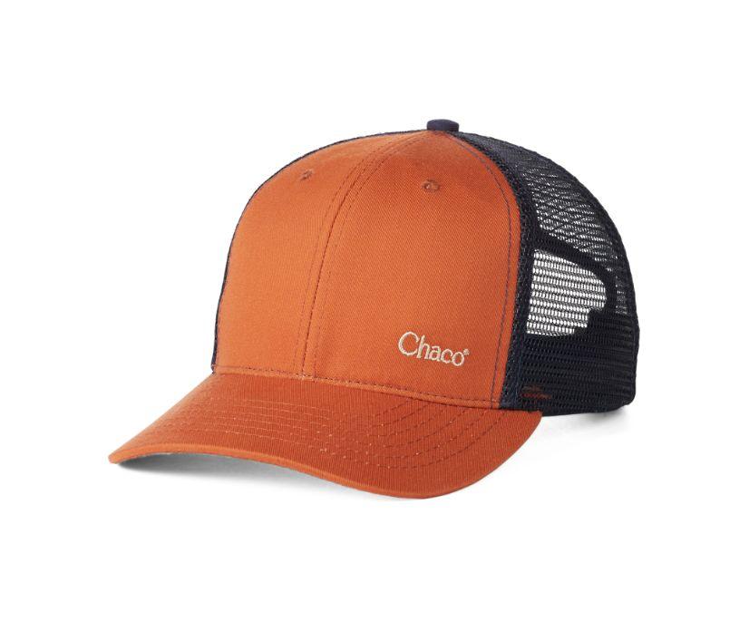 Chaco Trucker Hat, Rust, dynamic