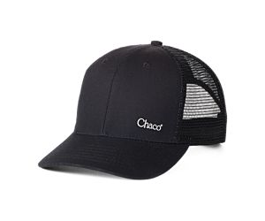 Chaco Trucker Hat, Black, dynamic