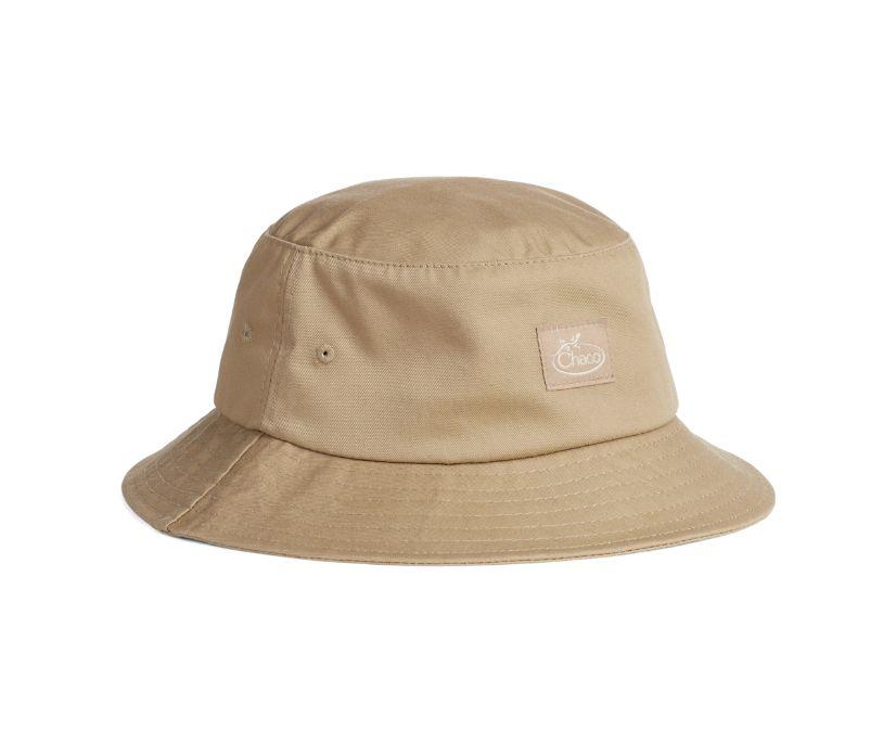 Chaco Bucket Hat, Khaki, dynamic