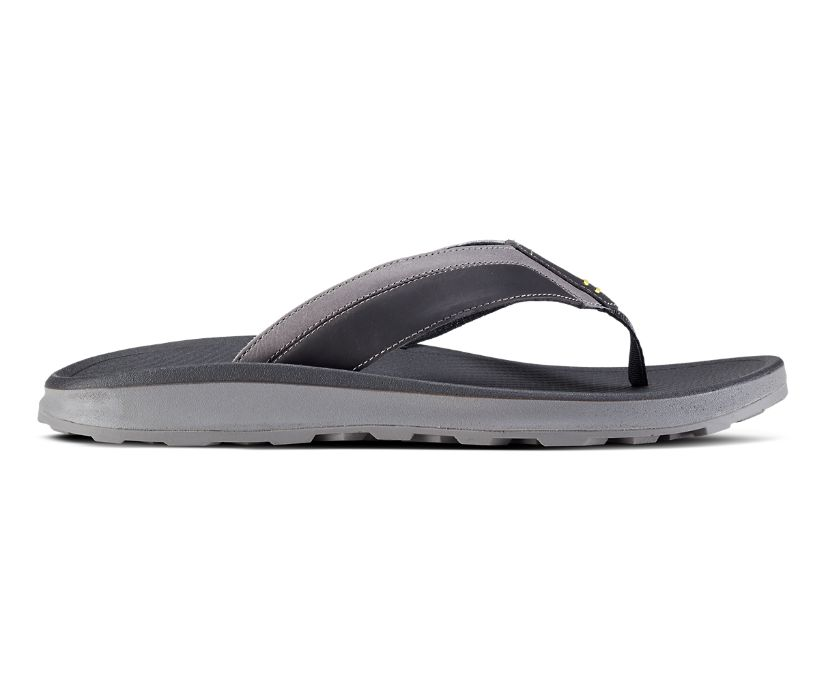 Playa Pro Leather, Gray, dynamic