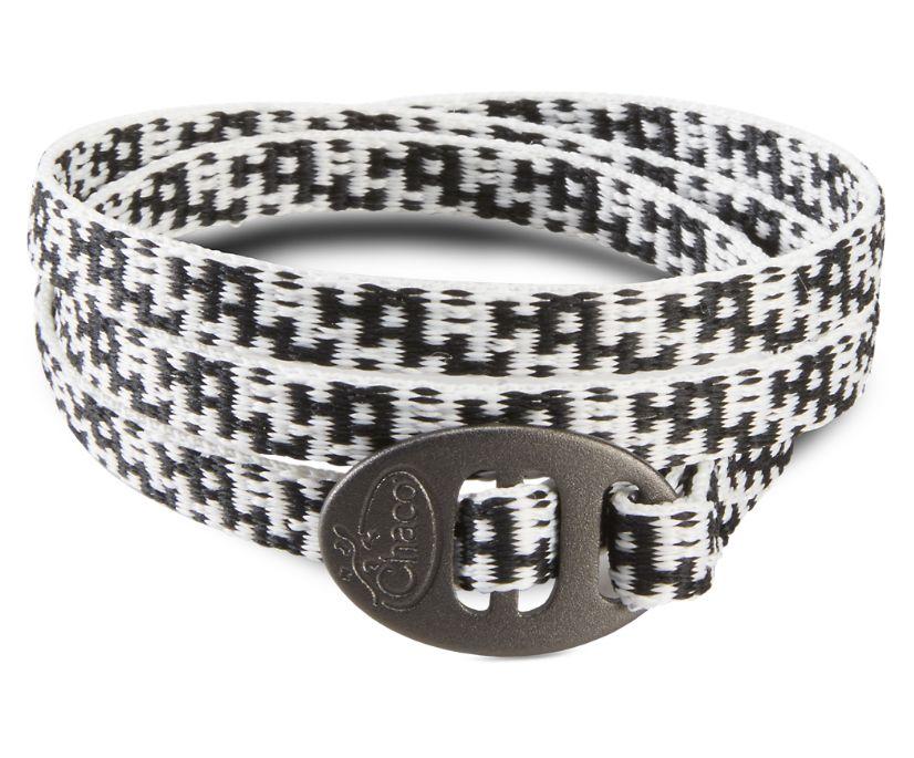 Wrist Wrap, Crochet Black, dynamic