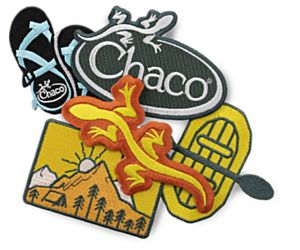 Chaco Patch Pack, White, dynamic