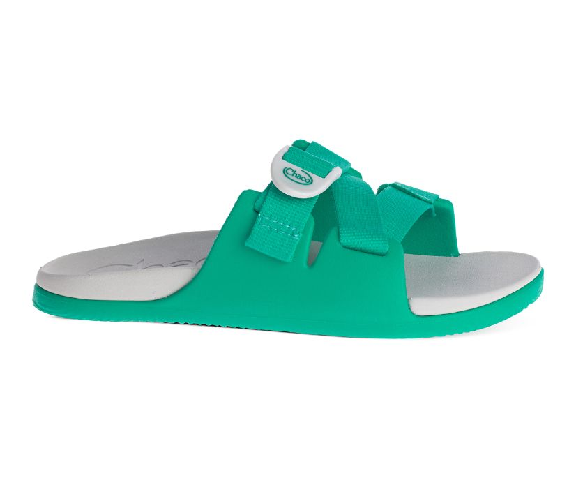 Chillos Slide, Teal, dynamic