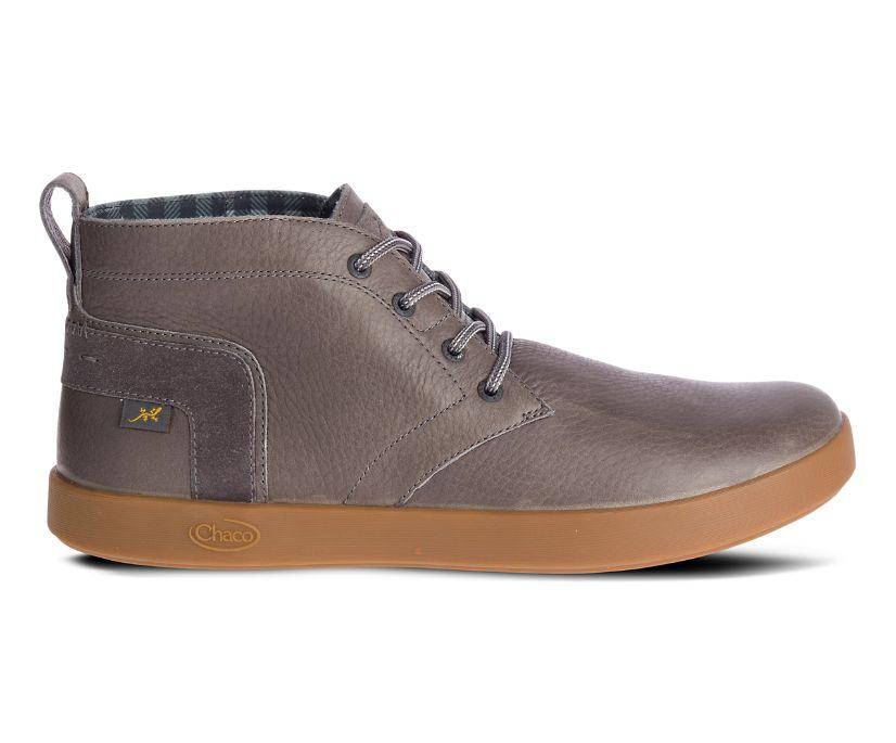 Davis Mid Leather, Nickel, dynamic
