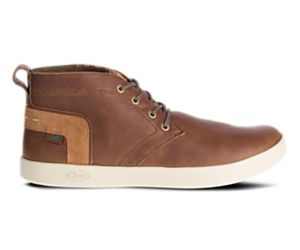 Davis Mid Leather, Toffee, dynamic