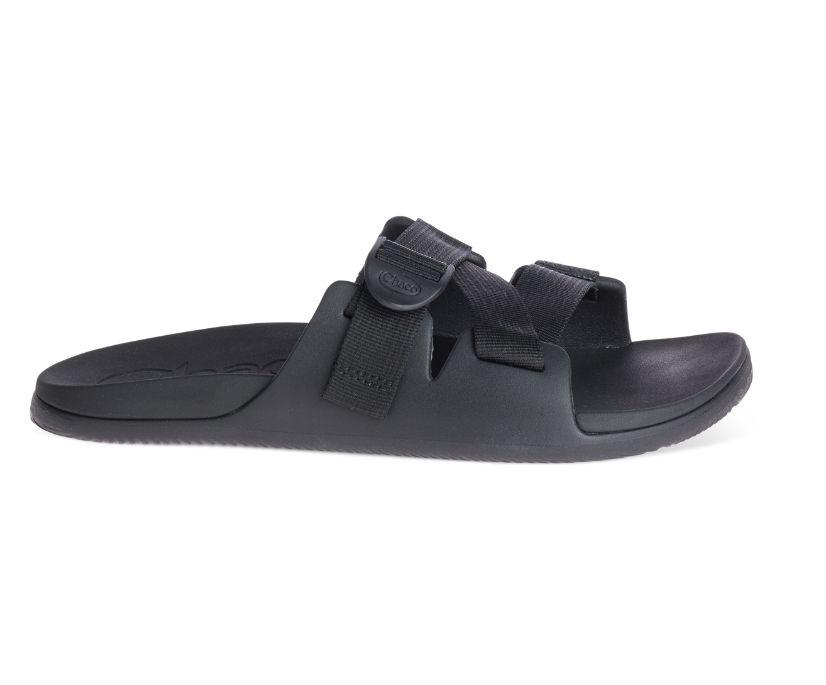 Chillos Slide, Black, dynamic