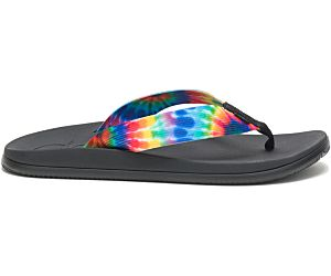 Chillos Flip, Dark Tie Dye, dynamic