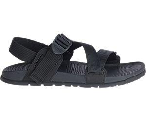 Lowdown Sandal, Black, dynamic
