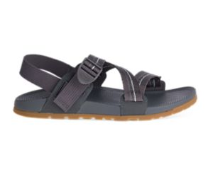 Lowdown Sandal, Grey, dynamic