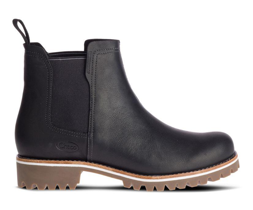 Fields Chelsea Waterproof, Black, dynamic
