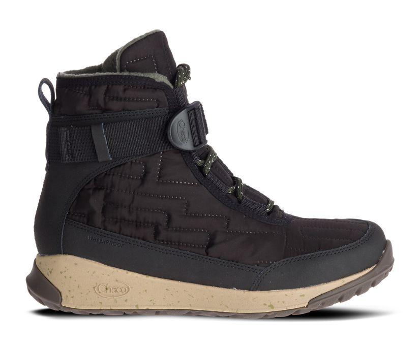 Borealis Quilt Waterproof, Black, dynamic