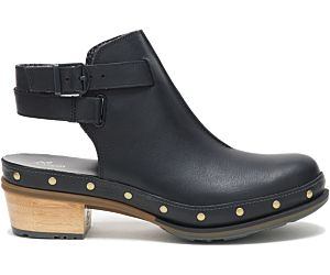 Cataluna Clog, Black, dynamic