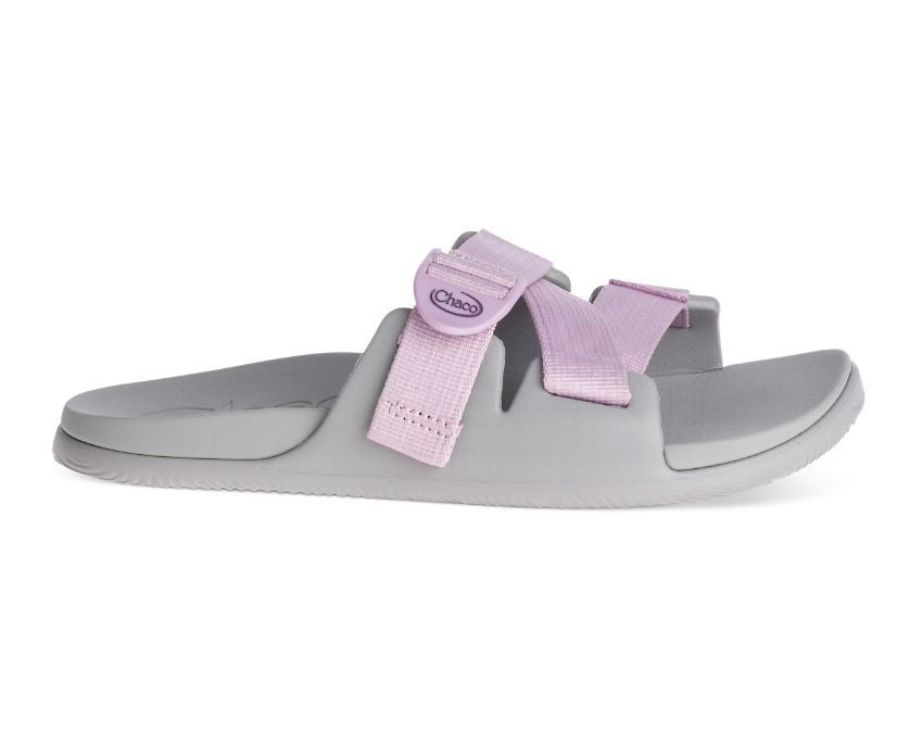 Chillos Slide, Solid Mauve, dynamic