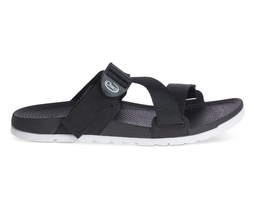 Lowdown Slide, Black, dynamic