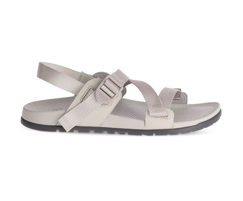 Lowdown Sandal, Light Grey, dynamic