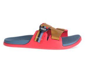 Chillos Slide, Patchwork Red, dynamic