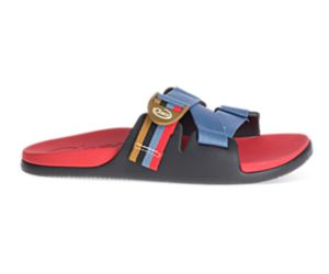 Chillos Slide, Patchwork Black, dynamic