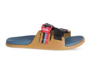 Chillos Slide, Patchwork Bronze, dynamic
