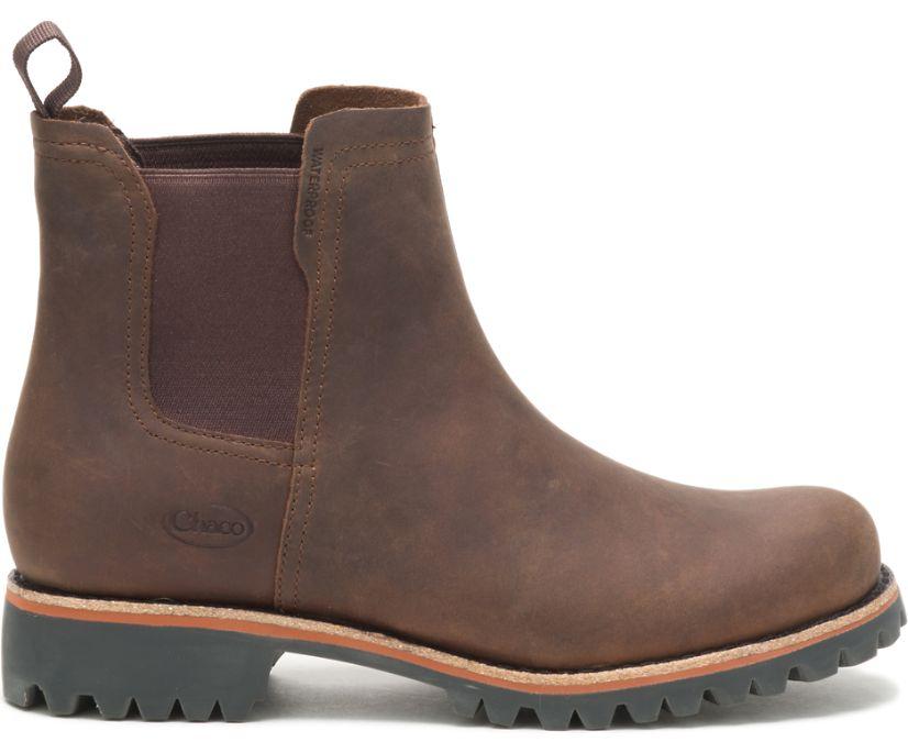 Fields Chelsea Waterproof, Chestnut Brown, dynamic