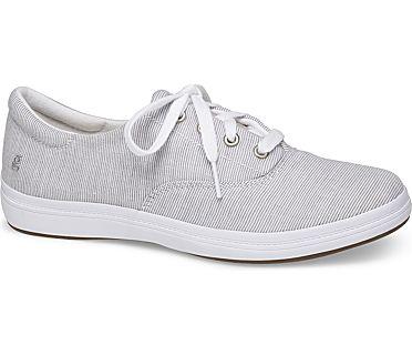Janey II Skinny Stripe, Grey, dynamic