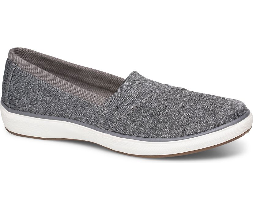 Margo Stretch Jersey, Grey, dynamic