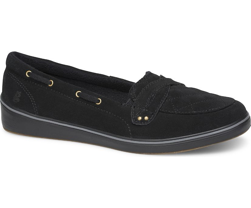 Windham Suede, Black, dynamic