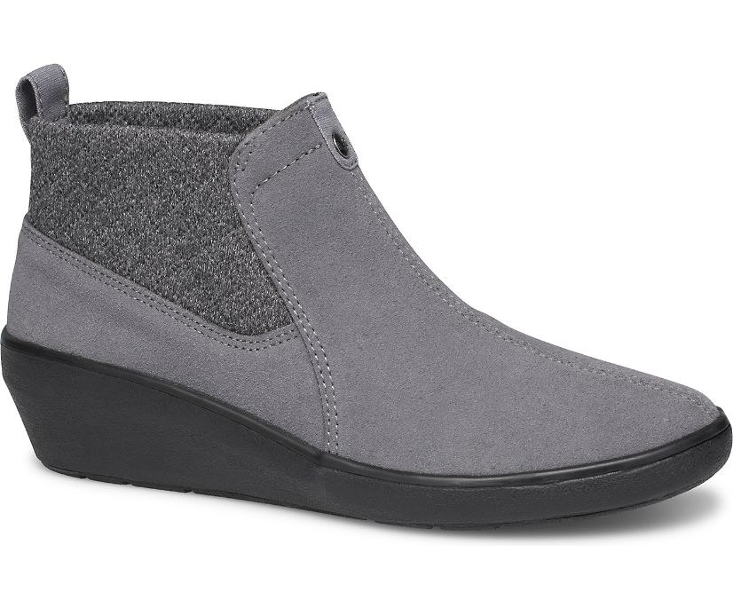 Porter Boot Suede., Grey, dynamic