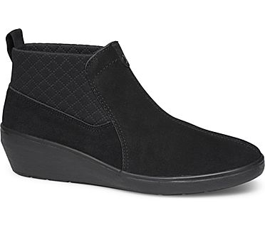 Porter Boot Suede, Black, dynamic