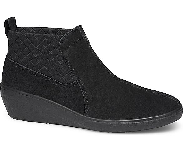 Porter Boot Suede, Black, dynamic