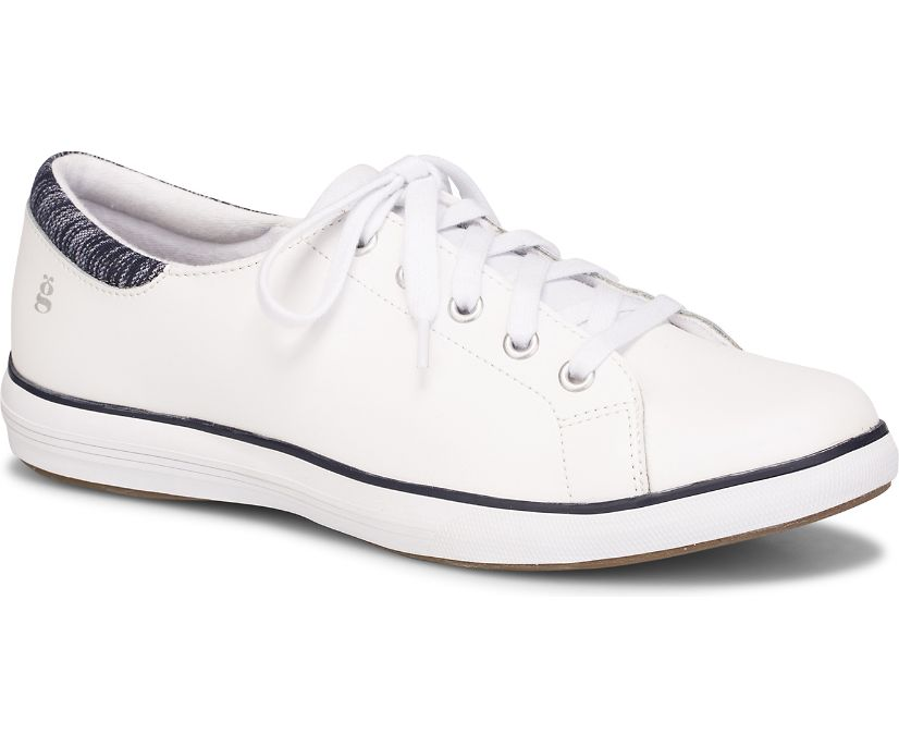 Janey II LTT Leather, White, dynamic