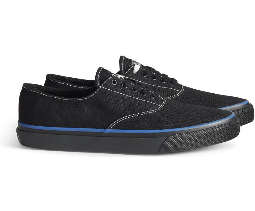Unisex Cloud CVO Deck Sneaker, Black, dynamic