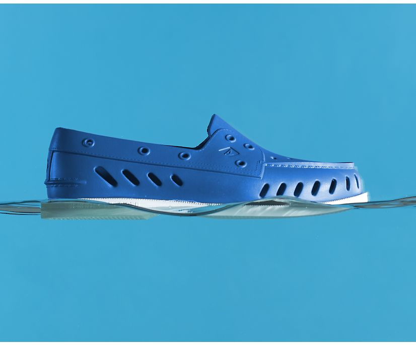 Authentic Original Float Boat Shoe, Royal Blue, dynamic