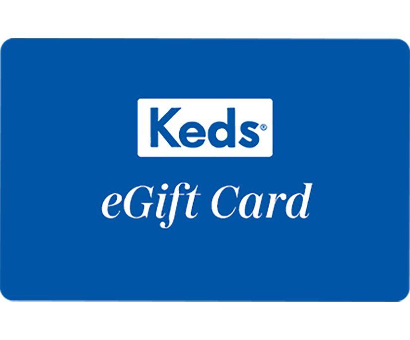 Keds Gift Card, E-Card, dynamic